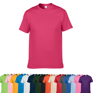 100 Cotton Blank Custom designs export quality t shirt