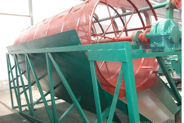 Big capacity drum screen,rotary screen for wholesale