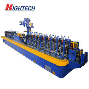 CNC MS Pipe Making Machine
