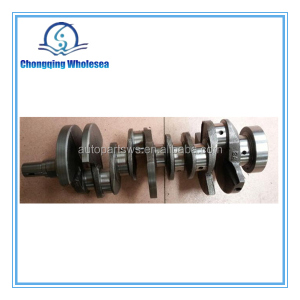 Car Engine Parts crankshaft MD377545 for Mitsubishi 6G75