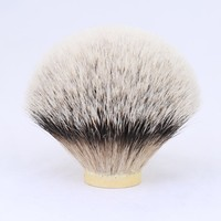 yaqi silvertip badger hair shaving brush knots