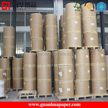 Smooth touch thermal fax paper roll , jumbo roll thermal paper