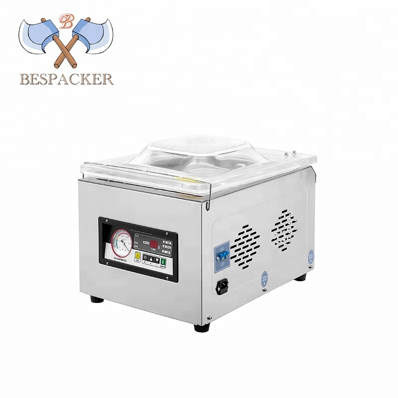 Bespacker DZ-300 New Table food vacuum sealing sealer packing machine