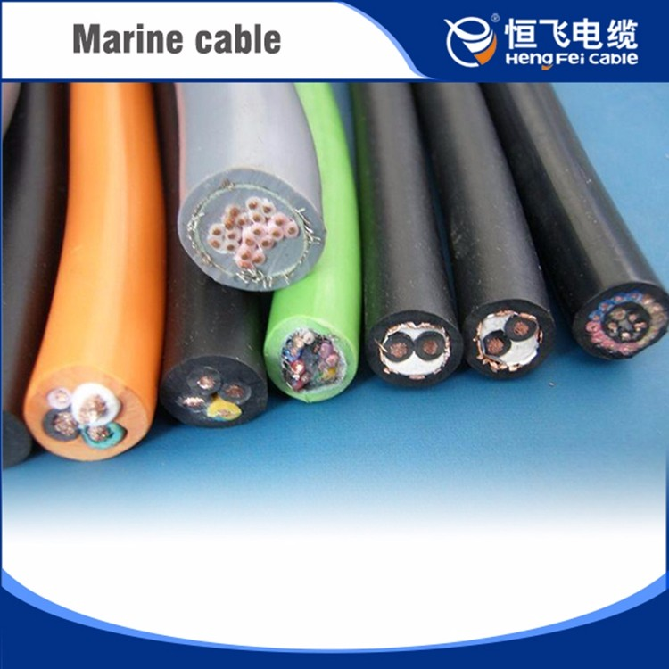 Low Voltage Marine Shipboard Electrical Power Cable