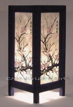 Asian Oriental Table Lamp Japanese Cherry Blossom Tree Buy