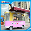 Mobile food cart/trucks Commercial cotton candy machine floss maker price at Guangzhou