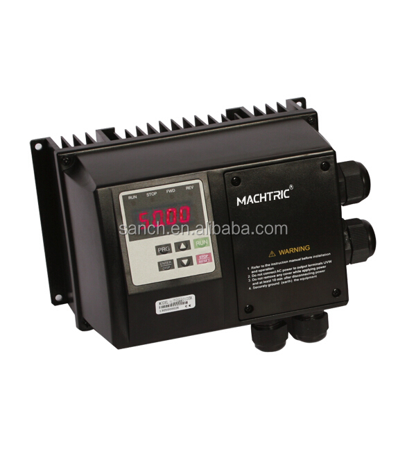 2.2kw AC Motor Drive for Water Pump and Fan