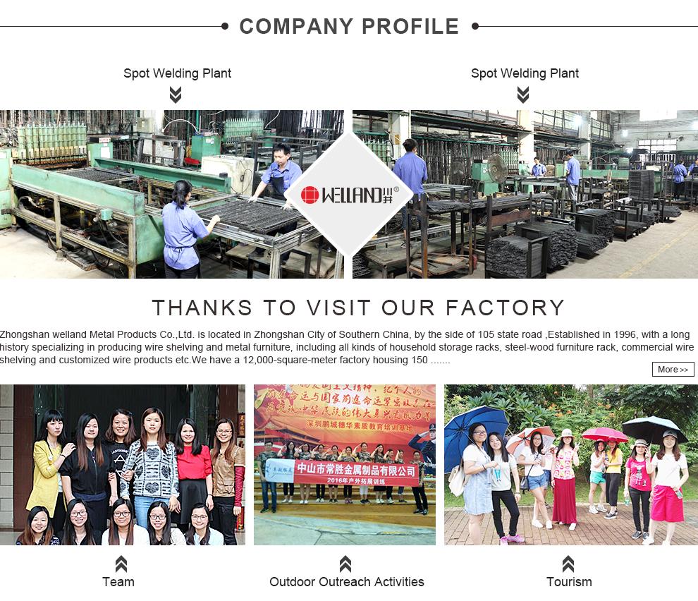 Zhongshan Changsheng Metal Products Co., Ltd. - WIRE SHELF,WIRE ...