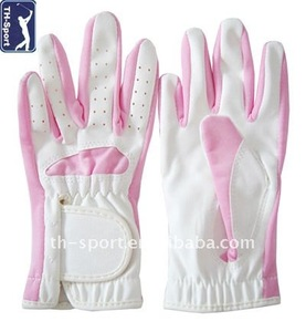 Fashion design kids golf gloves