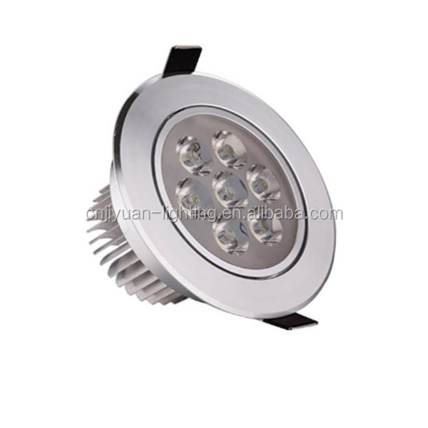Lowest price Round 3W-16W dimmable 5730 LED down lights