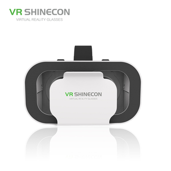 Merchandising promotional gift hot selling virtual reality 3d vr glasses, VR glasses, vr 3d glasses for video and game playing