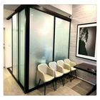 Folding screen room divider interior decorative The Bathroom Living Room Office Glass Partition Wall