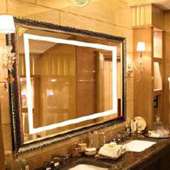 Makeup Mirror With Led Light,Shower Led Lighted Mirror - Buy Makeup ...