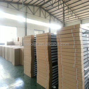 Solar thermal air flat plate solar collector