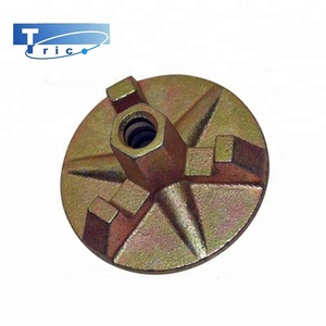 Construction Material Galvanized Formwork Tie Rod Wing Nut