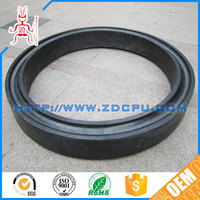ROHS high quality anti-chemical 3mm rubber o ring