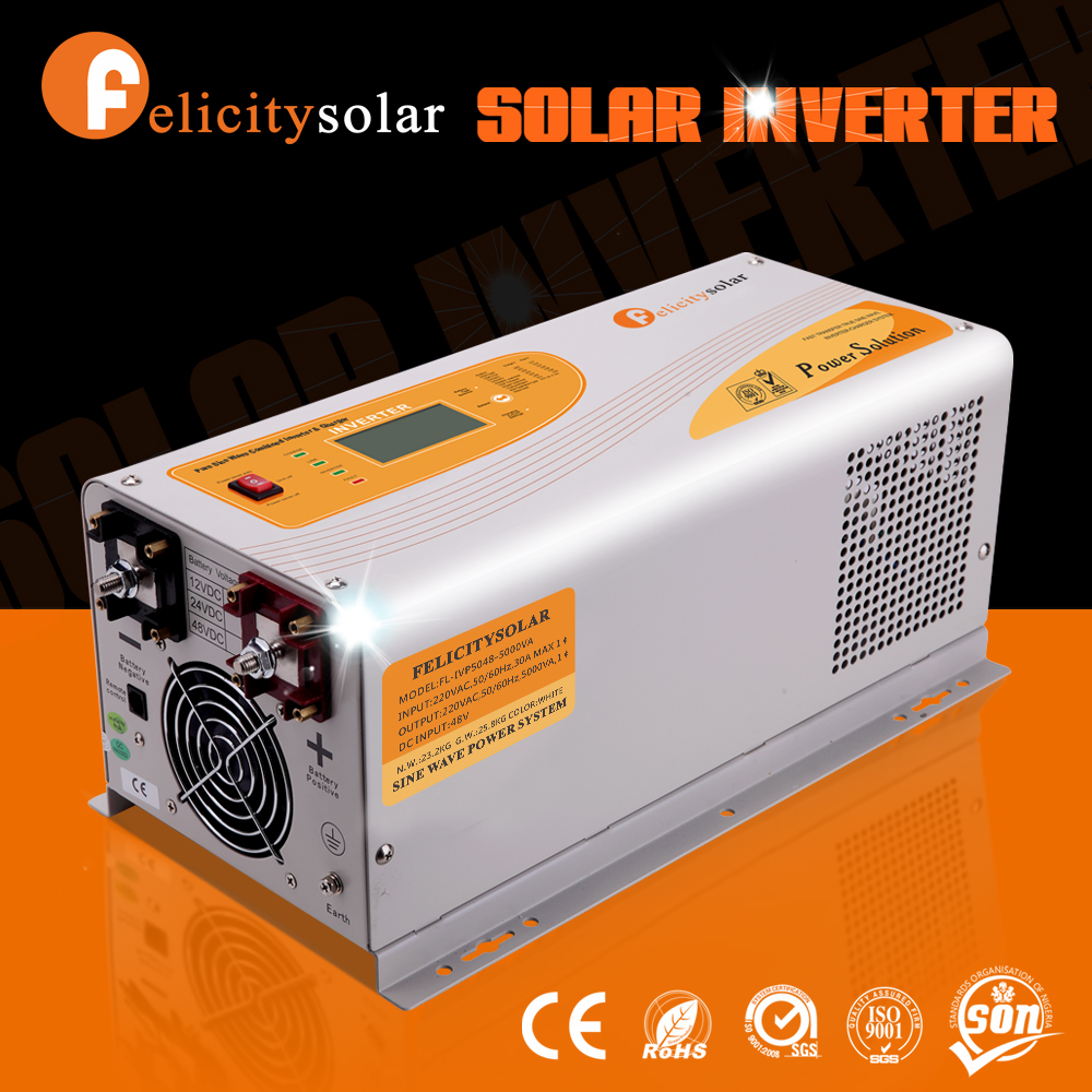 2016 new arrival solar inverter 3000w pure sine wave tbe for solar power