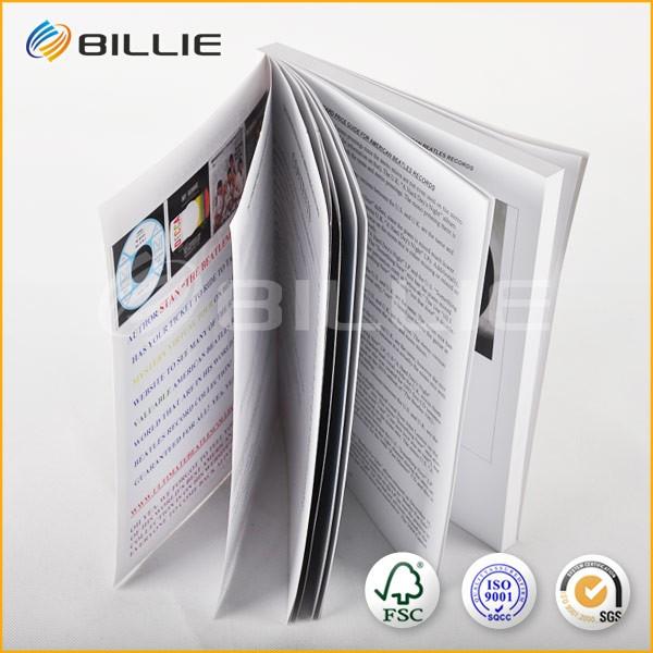 100% Quality Guarantee Billie Cheap Book Printing