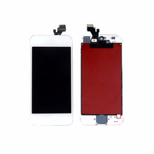 Handels assurance 50% off mobile elektronik lcd touch screen digitizer ersatz LCD für <span class=keywords><strong>iphone</strong></span> 5C 5 5 S 6 7 8
