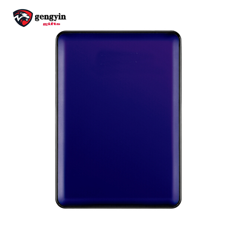 Custom logo 500gb external hard drive disk hdd