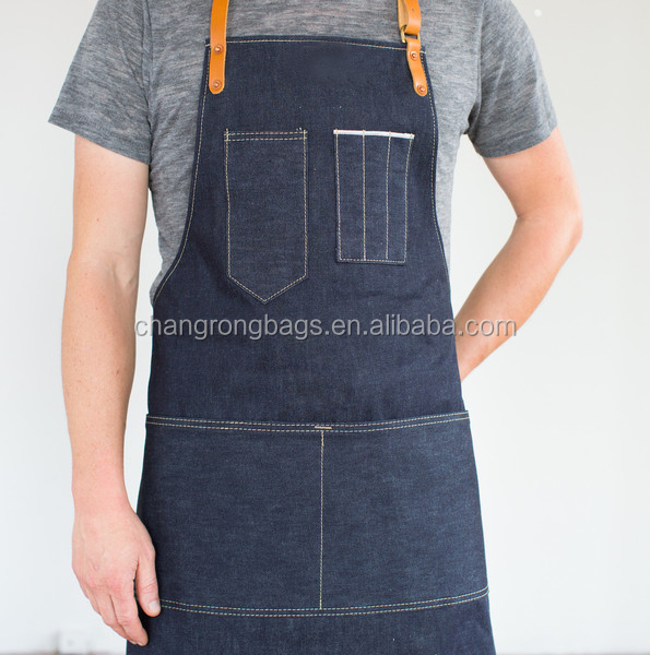 Rugged Waxed Canvas Apron,Heavy Canvas Apron,Heavy Duty Cotton ...