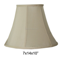 Cheap hot sale Ivory fabric lamp shade
