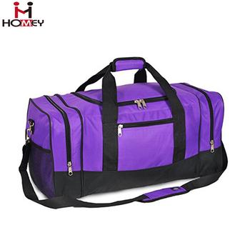 Best Cool Sports Canvas Ladies Gym Duffle Bag For Women Sporty Gear ... bc33f7dac8