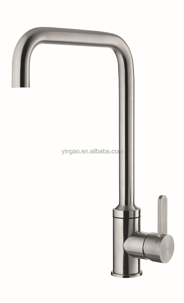 C29S High-tech touch activated kitchen faucet