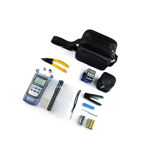 20 years fibre optical cable manufacturer supply fiber optic splicing kit