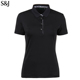 Made In China Cheap Women Polo Shirt With High Quality