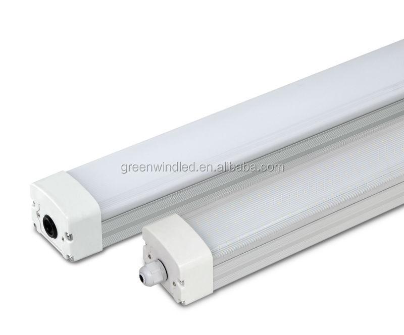 Heat Resistant Light Fixture T8 Led Daylight Tube G13 Single Tube ...