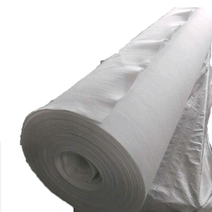 Long or short fibers Nonwoven Polyester Geotextile for road covering