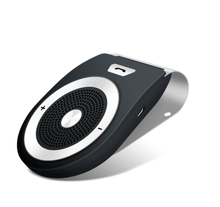 BT Speaker Wireless <span class=keywords><strong>Car</strong></span> <span class=keywords><strong>Kit</strong></span> Audio Ontvanger <span class=keywords><strong>GPS</strong></span> Luidspreker Draagbare Bass <span class=keywords><strong>Car</strong></span> Speakerphone met Clip & <span class=keywords><strong>Car</strong></span> Charger en Mic