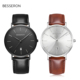 Low MOQ Custom Your Brand Watch Japan Movt Stainless Steel Black China Wholesale Watches Price