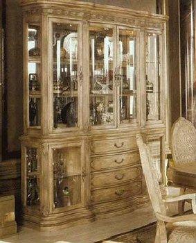 Michael Amini Aico La Francaise Large China Cabinet  Sideboar........$2000usd   Buy Furniture Product On Alibaba.com