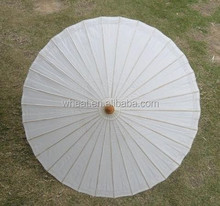 Beautiful More Colors Decoration Parasols Umbrella / Wedding Paper Umbrellas