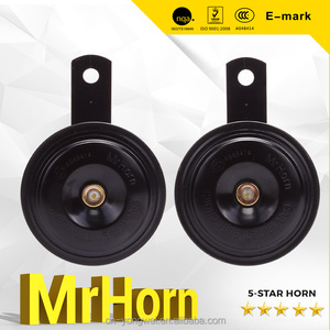MrHorn brand 100% copper disc 55B type universal automotive horn MR-80-004