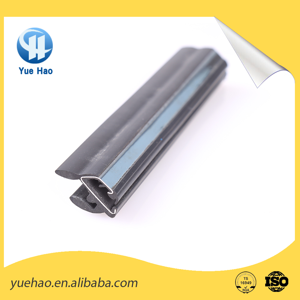 High Quality EPDM/ Silicone/ PVC Hard & Soft Composite Rubber Seal for Car Door