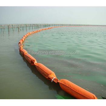 China Pvc Oil Fence Boom