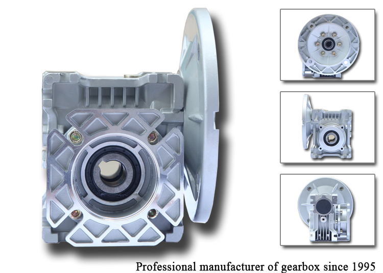Crane used speed reducer gearbox with nema