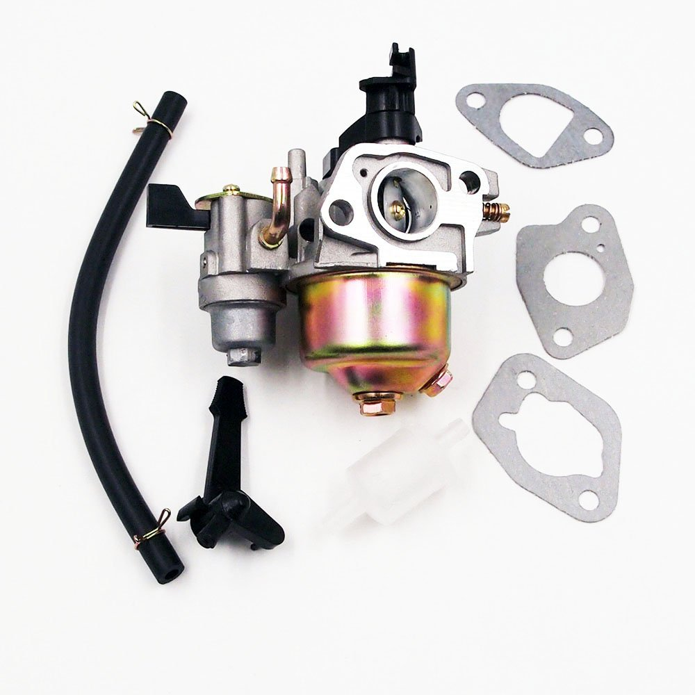 Get Quotations · QUIOSS NEW Carb Carburetor w/ free gaskets for Honda Gx160  Gx168 Gx200 Engine 5.5hp