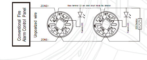 wiring smoke alarms diagram wiring diagram and schematic design hc 206a optical smoke detector