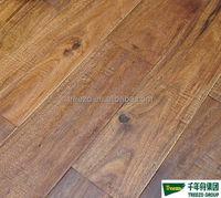 Rustic Antique acacia engineered wood flooring