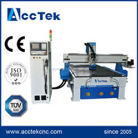 1325 automatic tool change spindle cnc with 8 tool magazine Acctek