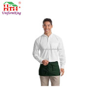 Fast Food Restaurant Waiter Uniform Polo Shirt