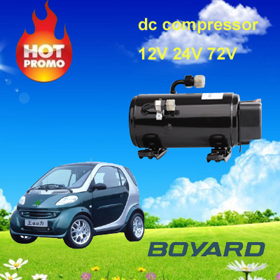 parking heater DC 48v solar power air conditioner portable air conditioned for car sleeper bus cooling units for truck
