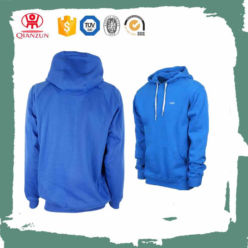 Plain Royal Blue Hoodie,Blank Fitted Hoodie,Mens Hoodies - Buy ...