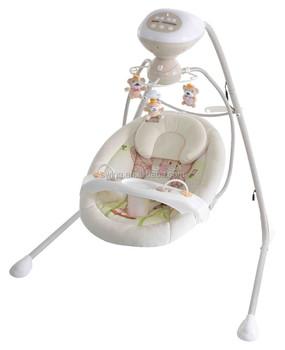 Elektrische Schommel Baby.Indoor Schommel Stoel Autometic Baby Wieg Elektrische Rocker