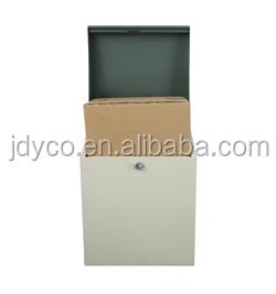 3012 Home Garden Waterproof Coating Parcel Drop Box Post Mail
