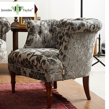 Wedding ghost chair /fabric upholstered chairs/living room armchair